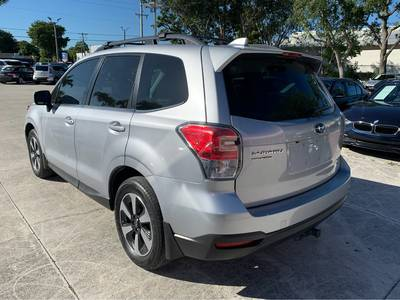 Used Subaru Forester 2017 WEST PALM LIMITED