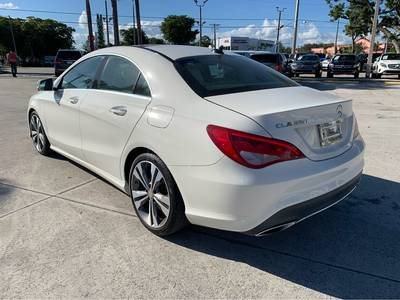 Used Mercedes-Benz CLA 2017 WEST PALM CLA 250