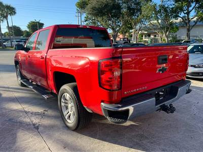 Used Chevrolet Silverado-1500 2017 WEST PALM LT