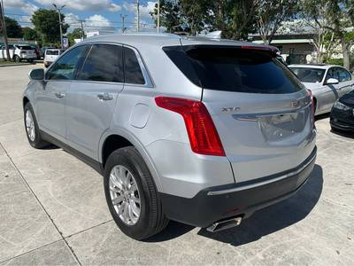 Used Cadillac XT5 2017 WEST PALM FWD