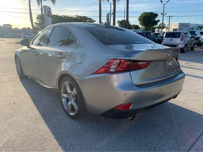 Used Lexus IS-350 2016 WEST PALM