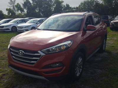 Used HYUNDAI TUCSON 2017 MIAMI ECO