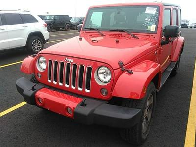Used JEEP WRANGLER-UNLIMITED 2016 MIAMI SAHARA