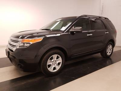 Used FORD EXPLORER 2014 MIAMI BASE