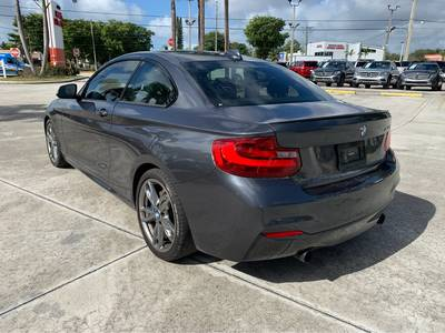 Used BMW 2-Series 2015 WEST PALM M235I