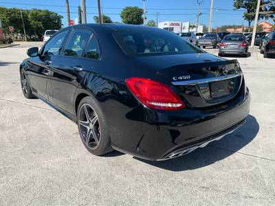 Used Mercedes-Benz C-Class 2016 WEST PALM C 450 AMG