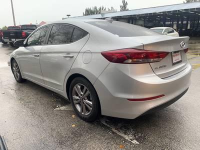 Used Hyundai Elantra 2018 MIAMI SEL