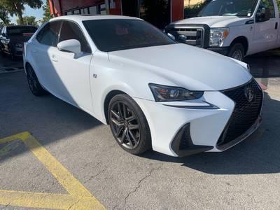 Used Lexus IS 2017 MIAMI IS TURBO