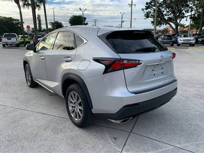 Used Lexus NX-200t 2016 WEST PALM