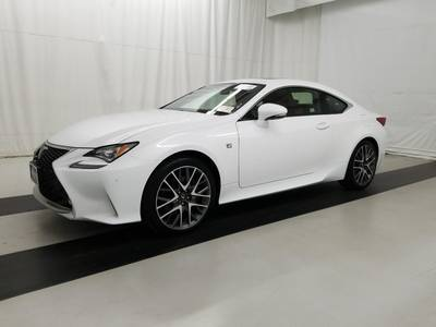 Used LEXUS RC-350 2016 MIAMI F SPORT