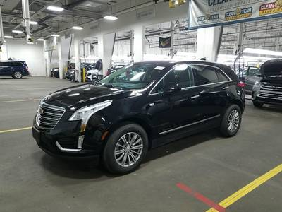 Used CADILLAC XT5 2017 MIAMI LUXURY FWD