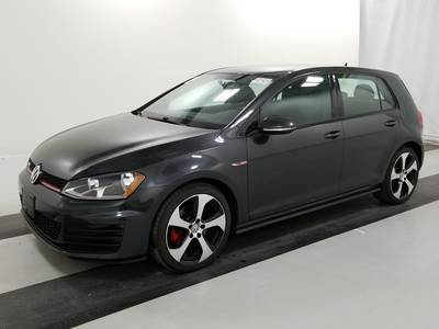 Used VOLKSWAGEN GOLF-GTI 2016 MIAMI S