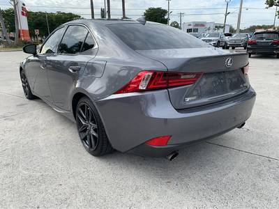 Used Lexus IS-350 2016 WEST PALM F SPORT