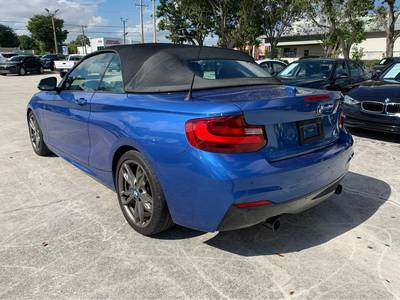 Used BMW 2-Series 2017 WEST PALM M240I
