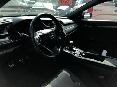 Used Honda Civic-Si-Sedan 2018 MIAMI