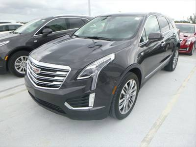 Used CADILLAC XT5 2017 MIAMI PREMIUM LUXURY FWD