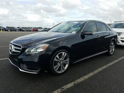 Used MERCEDES-BENZ E-CLASS 2016 WEST PALM E 350