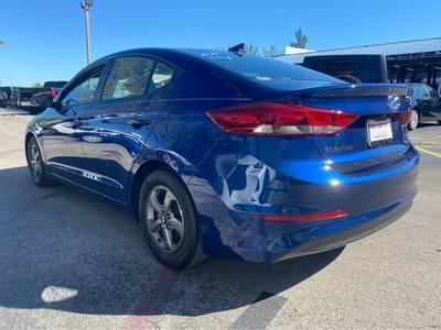 Used Hyundai Elantra 2017 MIAMI ECO