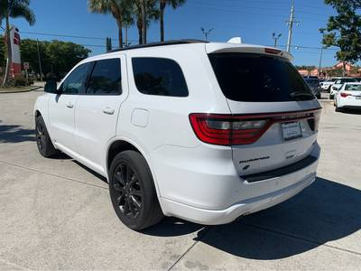 Used Dodge Durango 2018 WEST PALM GT