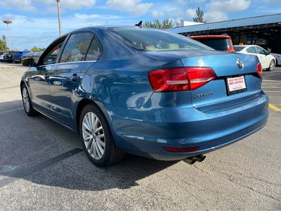 Used VOLKSWAGEN JETTA-SEDAN 2015 MIAMI 1.8T SE W