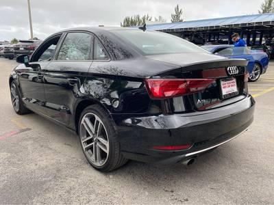 Used Audi A3-Sedan 2017 MIAMI PREMIUM