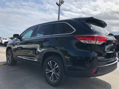 Used Toyota Highlander 2019 MIAMI LE
