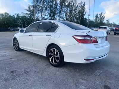 Used Honda Accord-Sedan 2017 MIAMI EX-L