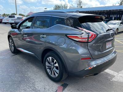 Used Nissan Murano 2018 MARGATE SV