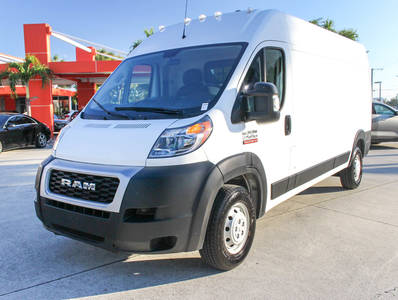 Used Ram ProMaster-Cargo-Van 2019 WEST PALM 159 2500 HIGH ROOF