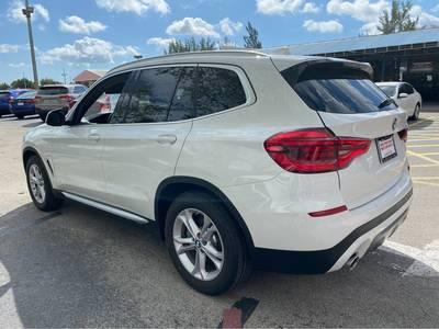Used BMW X3 2020 MIAMI SDRIVE30I
