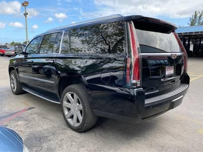 Used Cadillac Escalade-ESV 2018 MIAMI LUXURY
