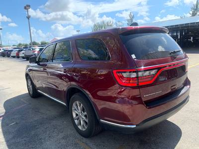 Used Dodge Durango 2016 MIAMI SXT