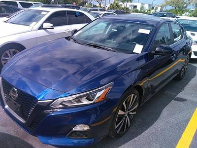 Used NISSAN ALTIMA 2019 MIAMI 2.5 SR