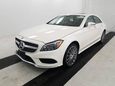Used MERCEDES-BENZ CLS 2016 MIAMI CLS 550