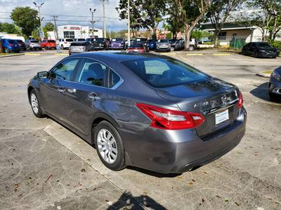 Used Nissan Altima 2016 WEST PALM 2.5 S
