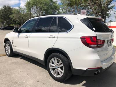 Used BMW X5 2014 MARGATE XDRIVE35D