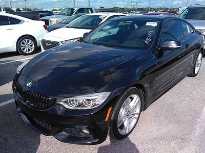 Used BMW 4-Series 2016 MARGATE 435I