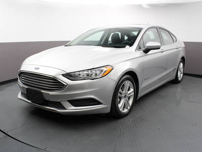 Used Ford FUSION-HYBRID 2018 WEST PALM SE