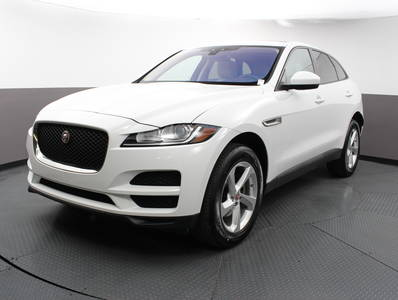 Used Jaguar F-PACE 2017 WEST PALM 20D PREMIUM
