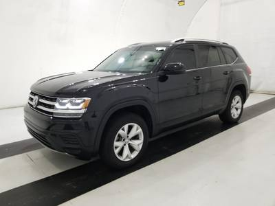 Used VOLKSWAGEN ATLAS 2018 MIAMI 3.6L V6 LAUNCH EDITION