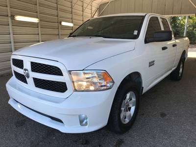 Used RAM 1500 2018 WEST PALM EXPRESS