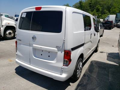 Used NISSAN NV200-COMPACT-CARGO 2018 WEST PALM SV