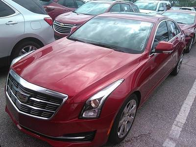 Used CADILLAC ATS-SEDAN 2016 MIAMI LUXURY COLLECTION RWD