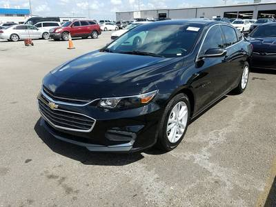 Used CHEVROLET MALIBU 2018 WEST PALM LT