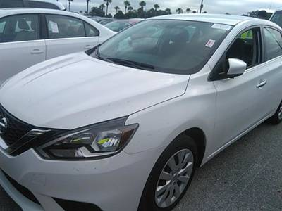 Used NISSAN SENTRA 2019 MIAMI S