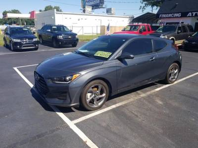 Used HYUNDAI VELOSTER 2019 WEST PALM 2.0