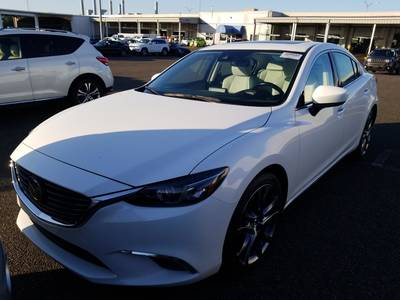 Used MAZDA MAZDA6 2017 WEST PALM GRAND TOURING