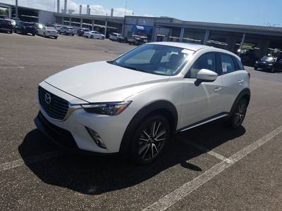 Used MAZDA CX-3 2017 WEST PALM GRAND TOURING