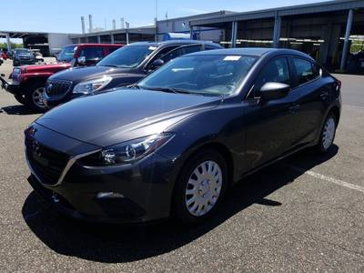 Used MAZDA MAZDA3 2015 WEST PALM I SPORT