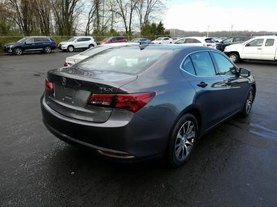 Used ACURA TLX 2017 WEST PALM